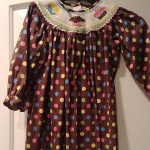 Other - Birthday smocked dress.